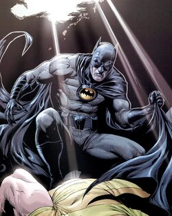 Earth-1 Batman