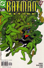 Batman Beyond v2 16 Cover