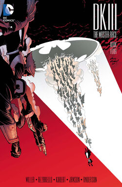 The Dark Knight III The Master Race Vol 1-4 Cover-1