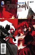 Batwoman Vol 1-24 Cover-1