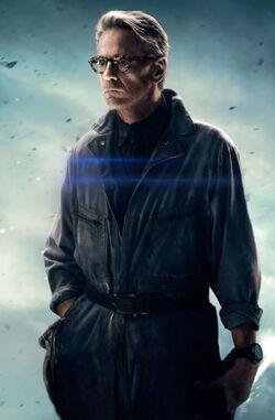 Batman v Superman - Alfred Pennyworth