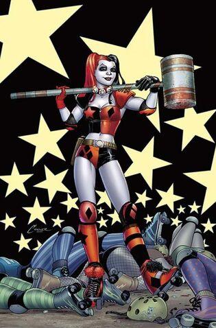 File:Harley Quinn Vol 2-1 Cover-1 Teaser.jpg