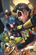 Teen Titans Vol 5-14 Cover-1 Teaser