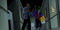 The Batman Episode 1.12: The Rubberface of Comedy