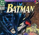 Batman Issue 496