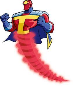 Red Tornado BTBATB