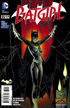 Batgirl Vol 4-35 Cover-2