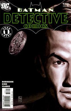 Detective Comics Vol 1-818 Cover-1