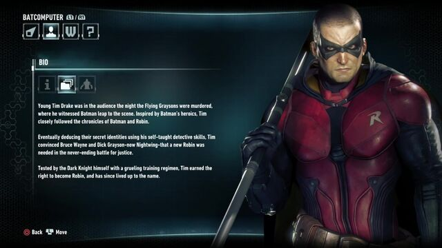 File:Batman Arkham Knight Character Bios Robin.jpg