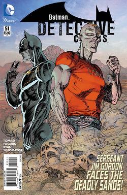 Detective Comics Vol 2-51 Cover-1