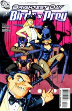The Birds of Prey The Brightest Day-3 Cover-1