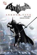 Batman Arkham City collected