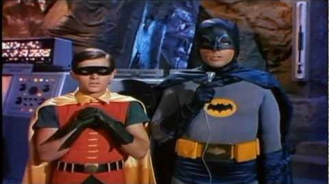 Batman The Movie (1966) - Theatrical Trailer