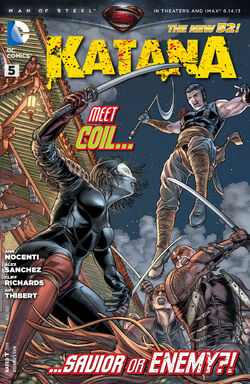 Katana Vol 1-5 Cover-1