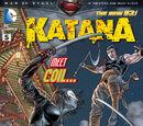 Katana (Volume 1) Issue 5