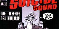 Suicide Squad (Volume 2) Issue 8