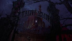 Arkham Asylum Forever