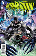 Batman and Robin Eternal Vol 1-2 Cover-1