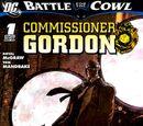 Battle for The Cowl: Commissioner Gordon 1