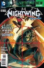 Nightwing Vol 3-13 Cover-1