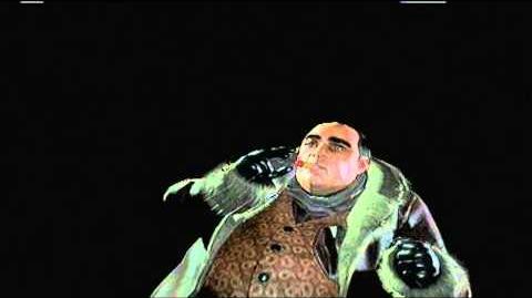 Batman arkham city doctor freeze wife sexual dysfunction