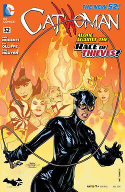 Catwoman Vol 4-32 Cover-1