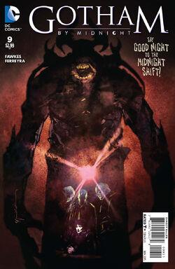 Gotham by Midnight Vol 1-9 Cover-1