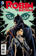 Robin Son of Batman Vol 1-9 Cover-1