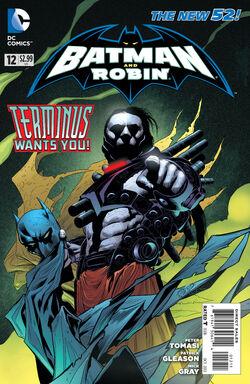 Batman and Robin Vol 2-12 Cover-1