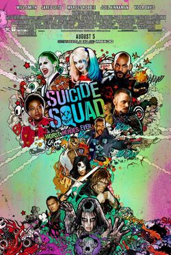 Suicide Squad - Poster 2
