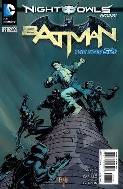 Batman Vol 2-8 Cover-1
