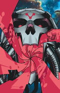 Futures End Vol 1-40 Cover-1 Teaser
