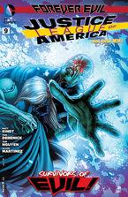 Justice League of America Vol 3-9 Cover-2