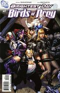 The Birds of Prey The Brightest Day-2 Cover-1