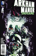 Arkham Manor Endgame Vol 1-1 Cover-1