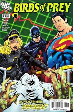 Birds of Prey 85c