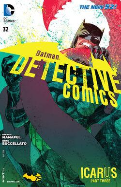 Detective Comics Vol 2-32 Cover-1