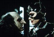 Penguin & Catwoman
