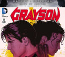 Grayson (Volume 1) Issue 17