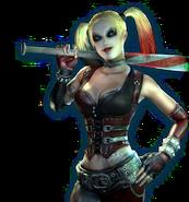 Harley Quinn Profile Image Arkham City