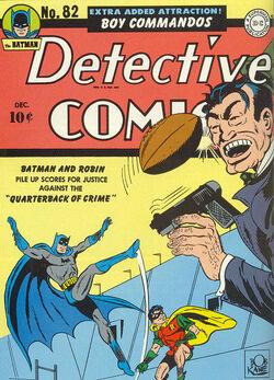 Detective Comics Vol 1-82 Cover-1