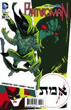 Batwoman Vol 1-38 Cover-1
