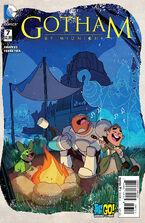Gotham by Midnight Vol 1-7 Cover-2