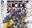 Suicide Squad (Volume 4) Issue 0