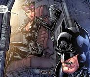 Catwoman and Batman Arkham City
