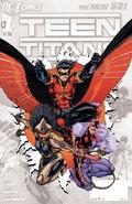 Teen Titans Vol 4-0 Cover-1 Teaser