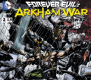 Forever Evil: Arkham War (Volume 1) Issue 2