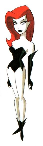 The New Batman Adventures - Poison Ivy