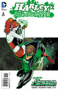 Harley's Little Black Book Vol 1-2 Cover-1