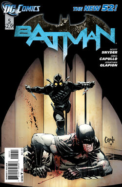 Batman Vol 2-5 Cover-1